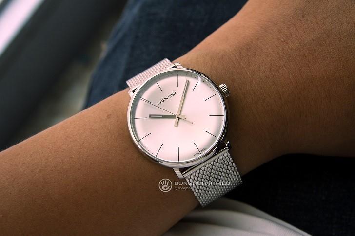 Đồng hồ thời trang Calvin Klein K8M21126 đạt chuẩn Swiss Made - Ảnh 6