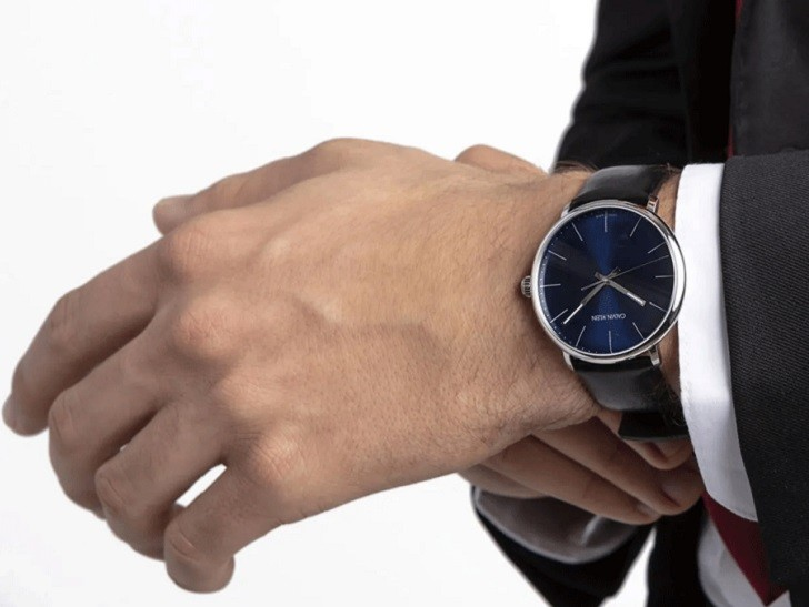 Đồng hồ Calvin Klein K8M211CN chất lượng Swiss Made bền bỉ - Ảnh 1