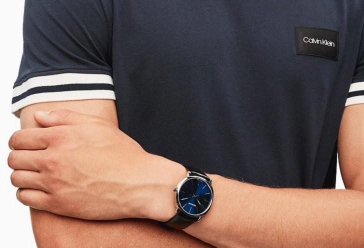 Đồng hồ Calvin Klein K8M211CN chất lượng Swiss Made bền bỉ - Ảnh 6
