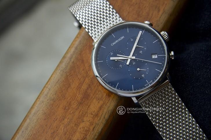 Calvin Klein K8M2712N đồng hồ thời trang tích hợp Chronograph - Ảnh 1