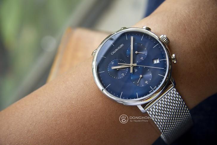 Calvin Klein K8M2712N đồng hồ thời trang tích hợp Chronograph - Ảnh 2