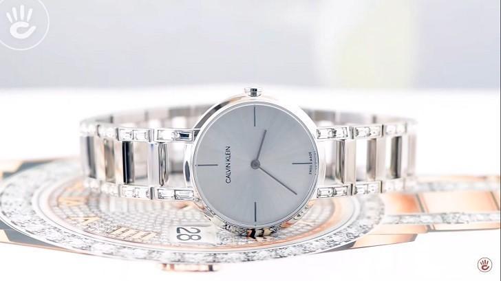 Đồng hồ Calvin Klein K8NY3TK6 giá rẻ, thay pin miễn phí - Ảnh 1
