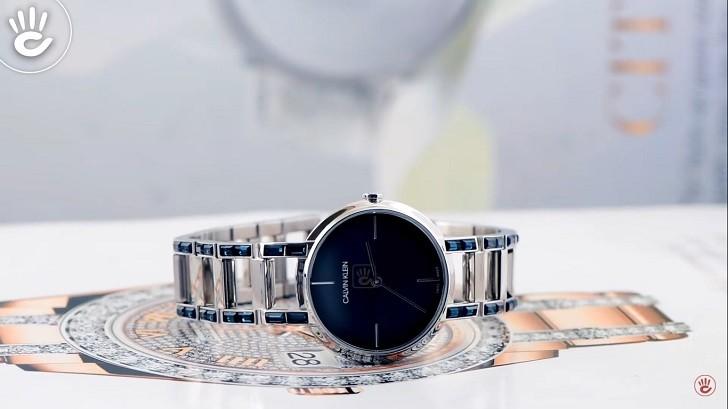 Đồng hồ Calvin Klein K8NZ3VVN độc đáo, chất lượng Swiss Made - Ảnh 1
