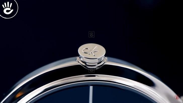 Đồng hồ Calvin Klein K8NZ3VVN độc đáo, chất lượng Swiss Made - Ảnh 3