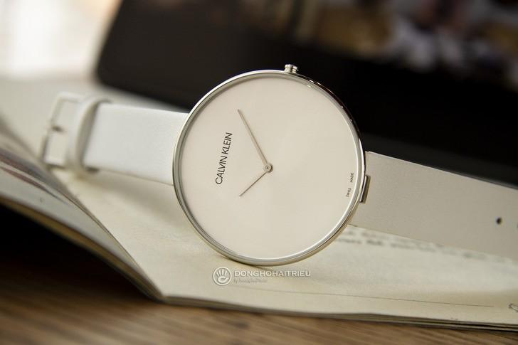 Đồng hồ Calvin Klein K8Y231L6: Vẻ đẹp từ thiết kế tối giản - Ảnh 1