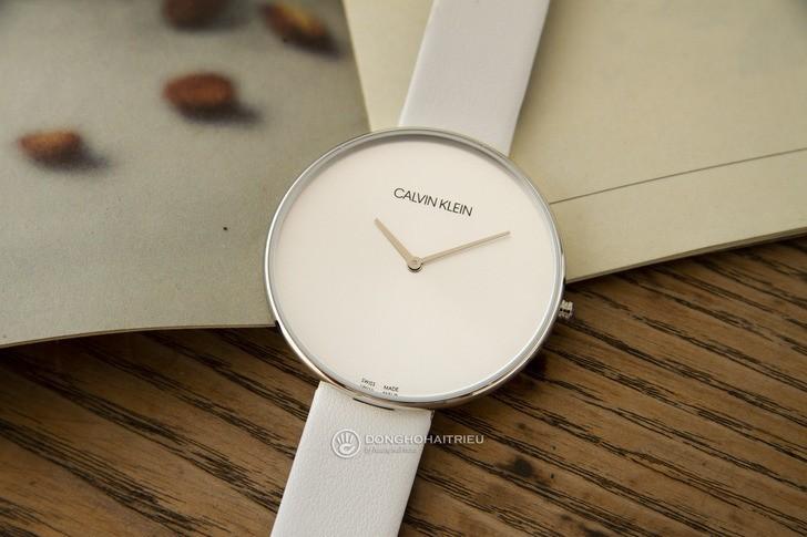Đồng hồ Calvin Klein K8Y231L6: Vẻ đẹp từ thiết kế tối giản - Ảnh 2