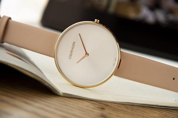 Đồng hồ nữ thời trang Calvin Klein K8Y236Z6 thiết kế siêu mỏng - Ảnh 1