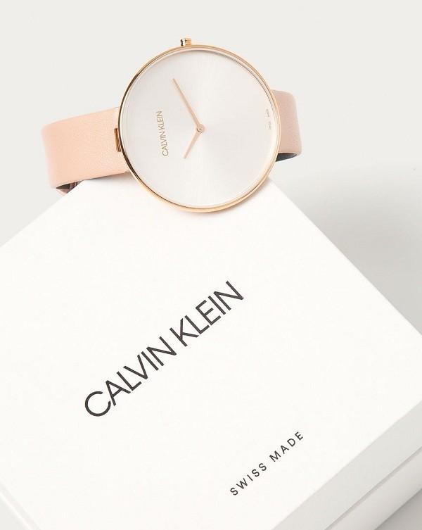 Đồng hồ nữ thời trang Calvin Klein K8Y236Z6 thiết kế siêu mỏng - Ảnh 2