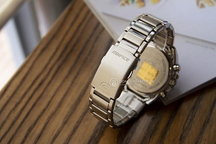 Đồng hồ Casio ECB-900DB-1ADR bộ máy năng lượng ánh sáng - Ảnh 4