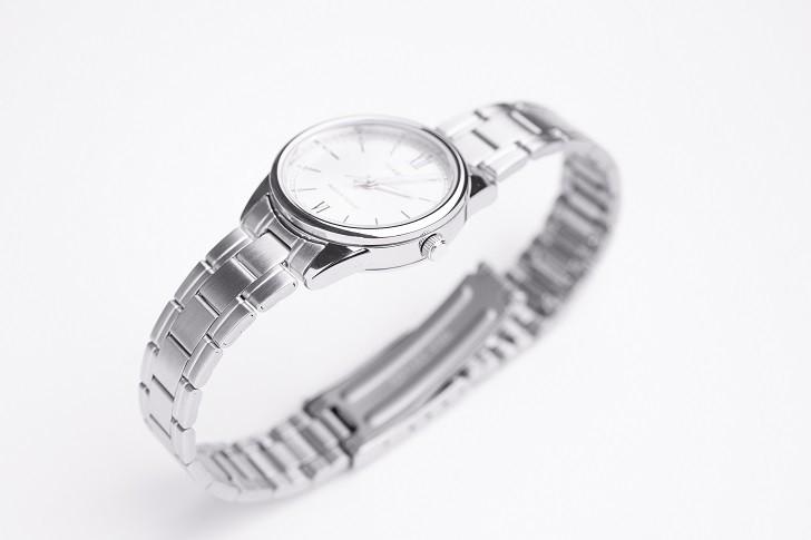 Đồng hồ Casio LTP-V005D-2B3UDF giá rẻ, thay pin miễn phí - Ảnh 5
