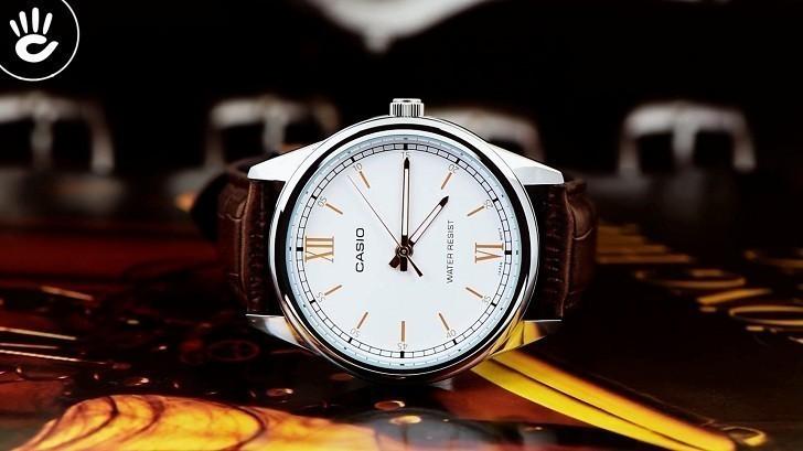 Đồng hồ Casio LTP-V005L-7B3UDF giá rẻ, thay pin miễn phí - Ảnh 1