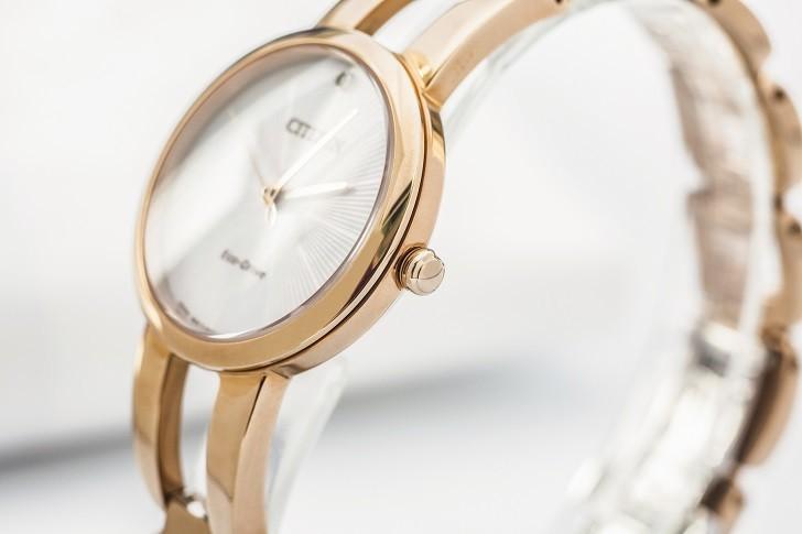 Đồng hồ nữ Citizen EM0433-87D trang bị công nghệ hiện đại - Ảnh 3