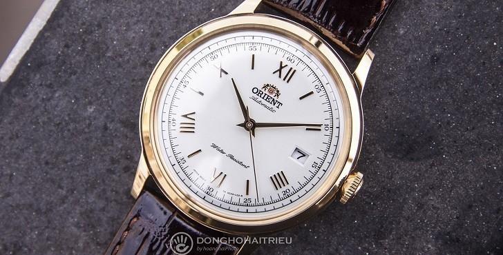 Đánh giá đồng hồ Orient FAC00007W0 Bambino Gen2 Version 2 - Ảnh 3