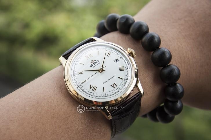 Đánh giá đồng hồ Orient FAC00007W0 Bambino Gen2 Version 2 - Ảnh 5