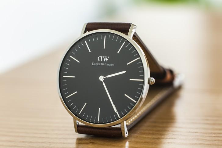 Đồng hồ Daniel Wellington DW00100130 siêu mỏng, thời trang - Ảnh 3