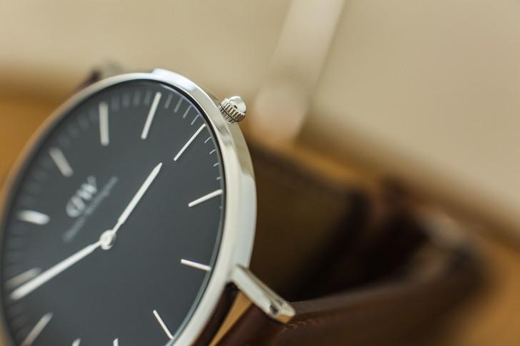 Đồng hồ Daniel Wellington DW00100130 siêu mỏng, thời trang - Ảnh 5