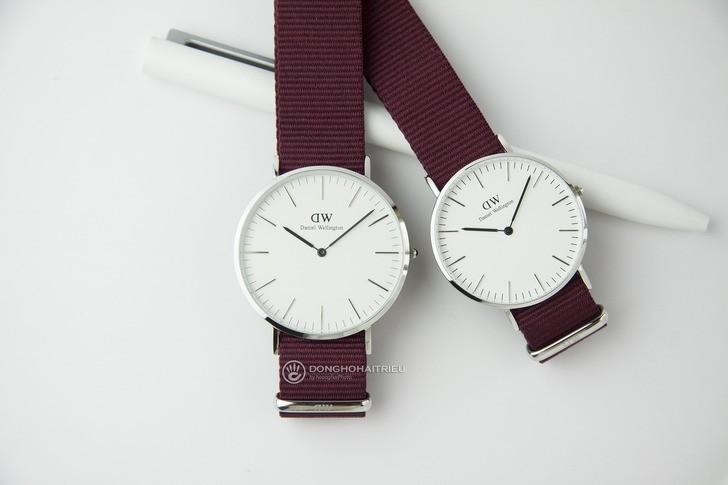 Đồng hồ Daniel Wellington DW00100272 chính hãng, mỏng 6mm - Ảnh: 1