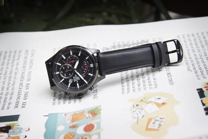 Đồng hồ Casio EFV-530BL-1AVUDF có Chronograph, chịu nước 10ATM - Ảnh: 1