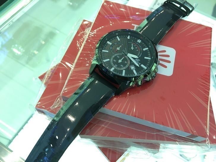 Đồng hồ Casio EFV-530BL-1AVUDF có Chronograph, chịu nước 10ATM - Ảnh: 3