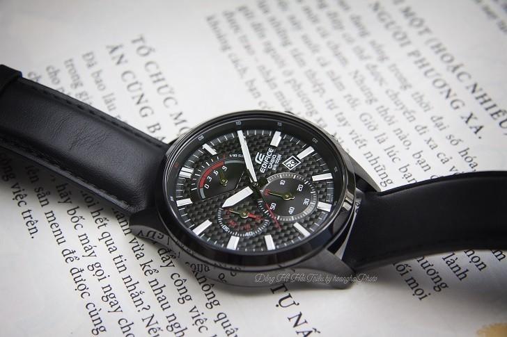 Đồng hồ Casio EFV-530BL-1AVUDF có Chronograph, chịu nước 10ATM - Ảnh: 8