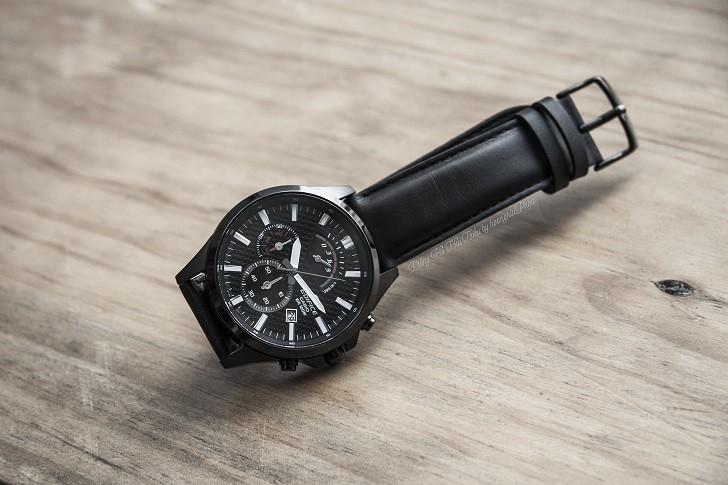 Đồng hồ Casio EFV-530BL-1AVUDF có Chronograph, chịu nước 10ATM - Ảnh: 9