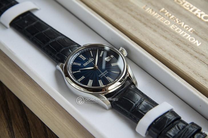 Đồng Hồ Seiko SPB075J1 Tráng Men Sứ Shippo | Limited Edition - Ảnh: 3
