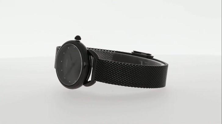 Đồng hồ Fossil ES4489 sắc đen đậm chất thời trang - Ảnh 2