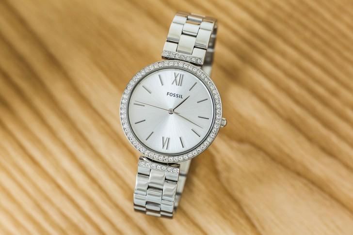 Đồng hồ Fossil ES4539 thời trang, đính đá pha lê sang trọng - Ảnh 3