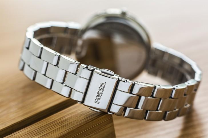 Đồng hồ Fossil ES4539 thời trang, đính đá pha lê sang trọng - Ảnh 5