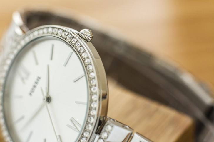 Đồng hồ Fossil ES4539 thời trang, đính đá pha lê sang trọng - Ảnh 7