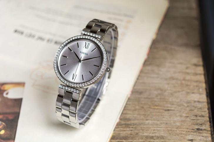 Đồng hồ Fossil ES4539 thời trang, đính đá pha lê sang trọng - Ảnh 8