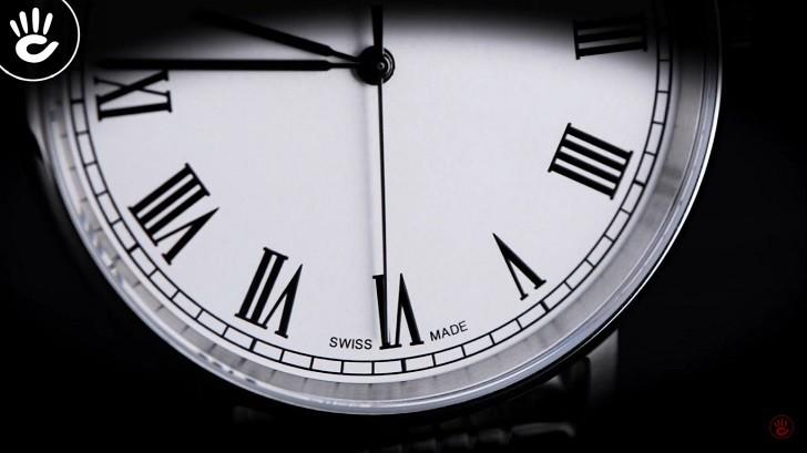 Đồng hồ Tissot T109.210.11.033.00 siêu mỏng, giá bình dân - Ảnh: 2