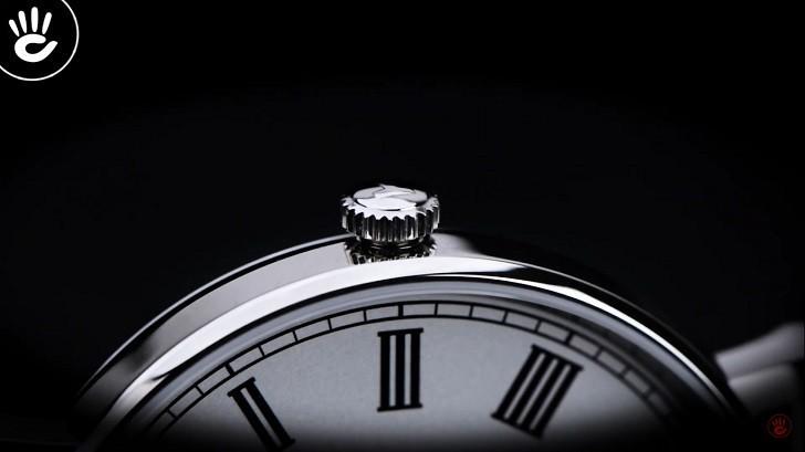 Đồng hồ Tissot T109.210.11.033.00 siêu mỏng, giá bình dân - Ảnh: 3