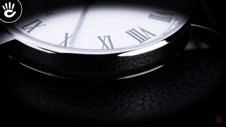 Đồng hồ Tissot T109.210.11.033.00 siêu mỏng, giá bình dân - Ảnh: 4