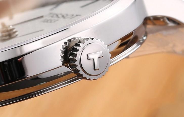 Đồng hồ Tissot T109.210.11.033.00 siêu mỏng, giá bình dân - Ảnh: 6