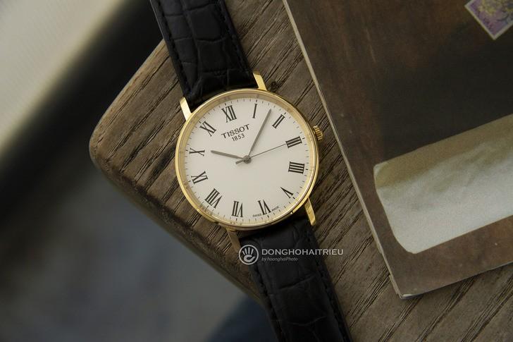 Đồng hồ Tissot T109.410.36.033.00: Sự đơn giản trường tồn - Ảnh 7