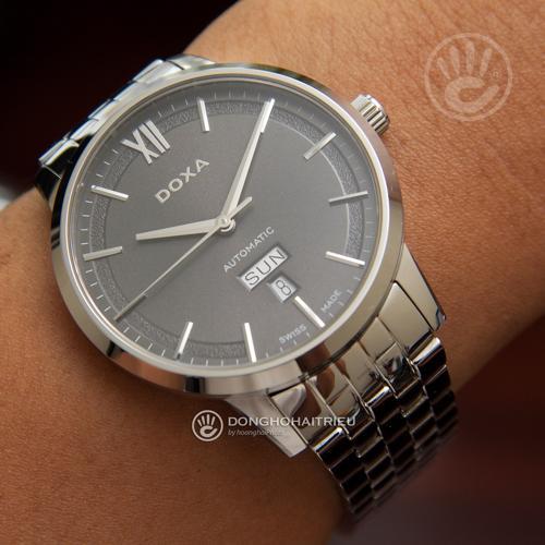 Doxa D206SGY - trên tay
