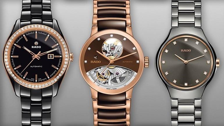 5 hãng đồng hồ nam automatic (Thụy Sỹ) nổi tiếng về đính kim cương - Ảnh: 4
