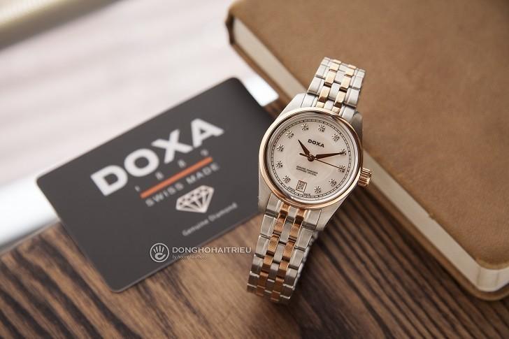 5 lý do làm đồng hồ Doxa D150RWH có giá bán hơn 20 triệu - Ảnh: 1