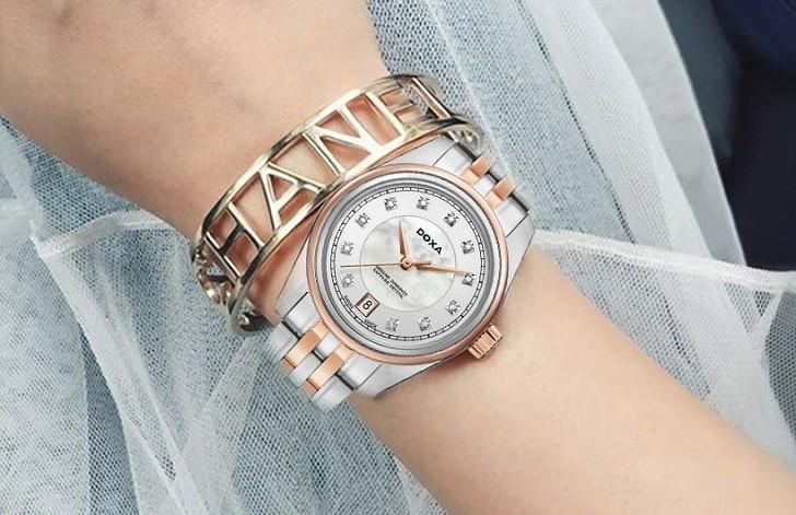 5 lý do làm đồng hồ Doxa D150RWH có giá bán hơn 20 triệu - Ảnh: 3