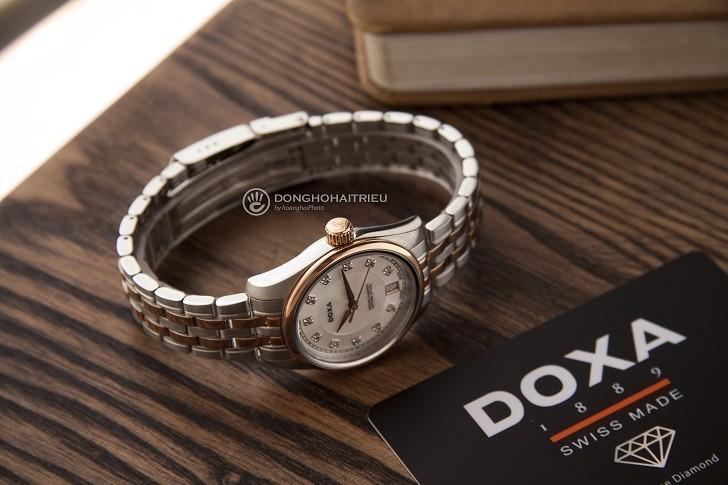 5 lý do làm đồng hồ Doxa D150RWH có giá bán hơn 20 triệu - Ảnh: 4