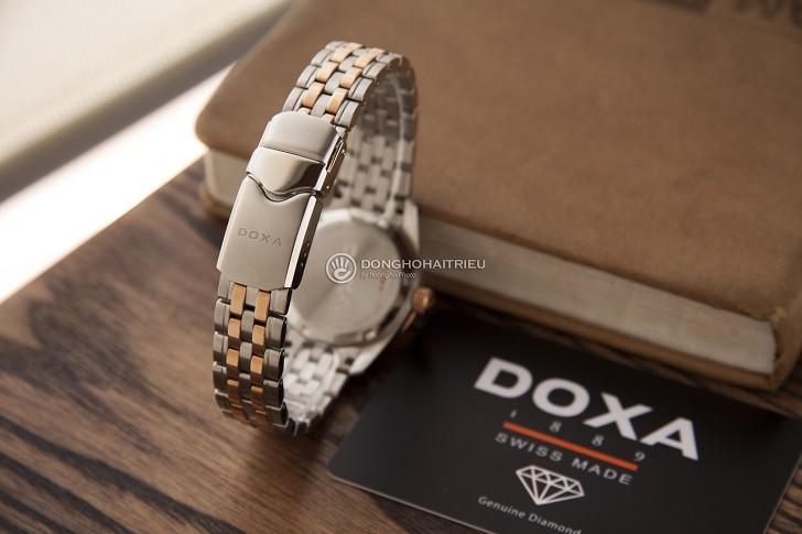 5 lý do làm đồng hồ Doxa D150RWH có giá bán hơn 20 triệu - Ảnh: 5