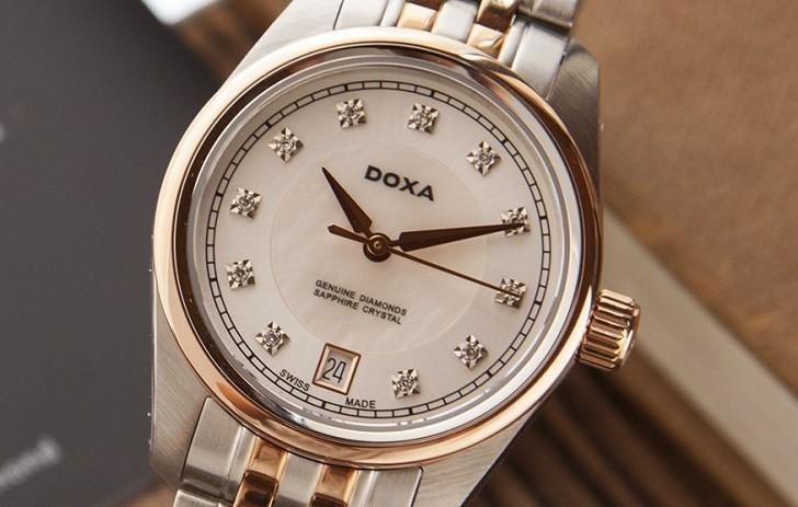 5 lý do làm đồng hồ Doxa D150RWH có giá bán hơn 20 triệu - Ảnh: 6