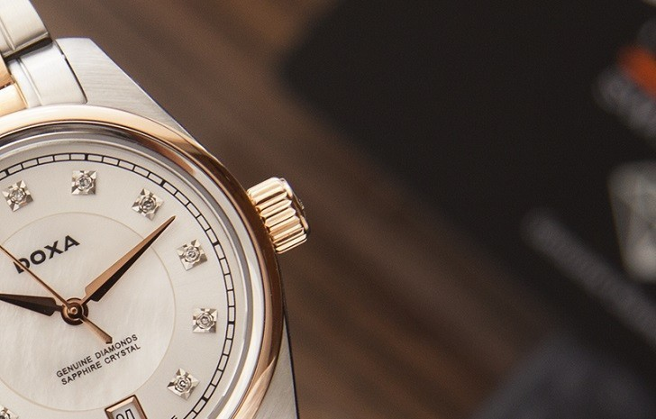 5 lý do làm đồng hồ Doxa D150RWH có giá bán hơn 20 triệu - Ảnh: 7
