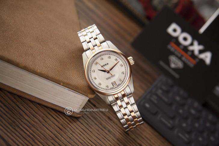 5 lý do làm đồng hồ Doxa D150RWH có giá bán hơn 20 triệu - Ảnh: 8