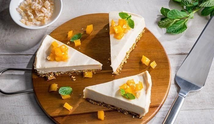 Tự tay làm cho vợ 1 chiếc bánh sẽ khiến cô ấy rất vui, mặc dù bánh có thể không ngon