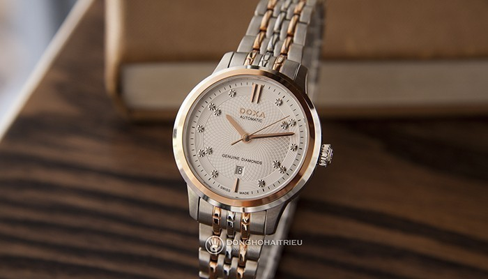 Đồng hồ Doxa, một thương hiệu cao cấp từ Thụy Sỹ