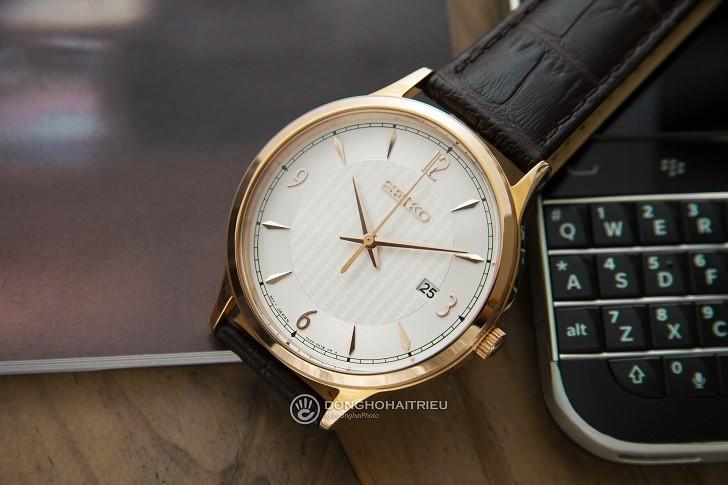 Seiko SGEH88P1 đồng hồ thời trang chịu nước đến 10 ATM - Ảnh 5