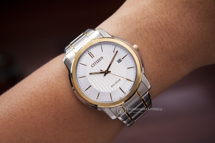 đồng hồ Citizen AW1216-86A: Phong cách giản dị cho văn phòng - Ảnh 3
