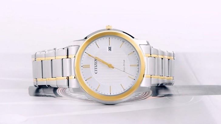 đồng hồ Citizen AW1216-86A: Phong cách giản dị cho văn phòng - Ảnh 6